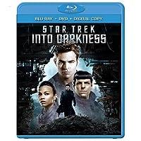 Star Trek Into Darkness [Blu-ray + DVD + Digital Copy] (Bilingual)