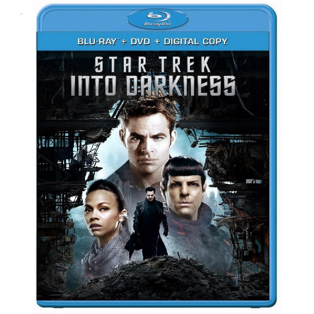 Blu-ray : Star Trek: Into Darkness (With DVD, , Dubbed, AC-3, Dolby)