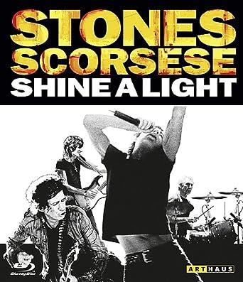 Shine a Light - Rolling Stones Reino Unido Blu-ray: Amazon.es ...