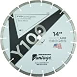 14-Inch Asphalt Diamond Blade - High Segments w/U Gullets ...