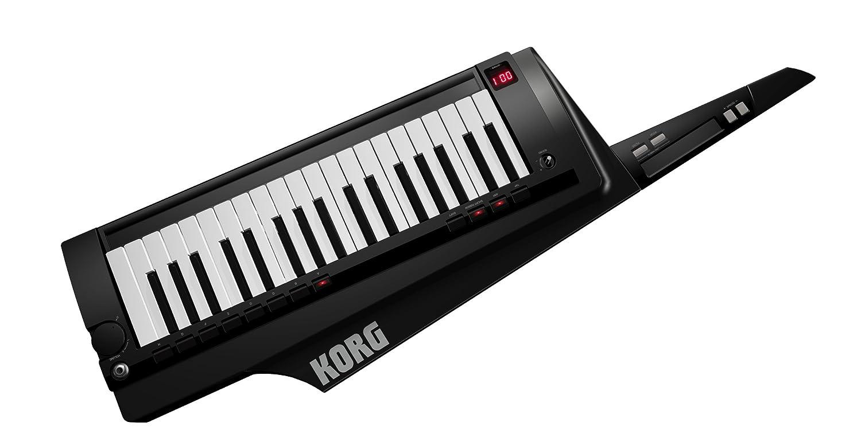Korg - Rk100s bk keytar teclado 37 teclas: Amazon.es: Instrumentos musicales