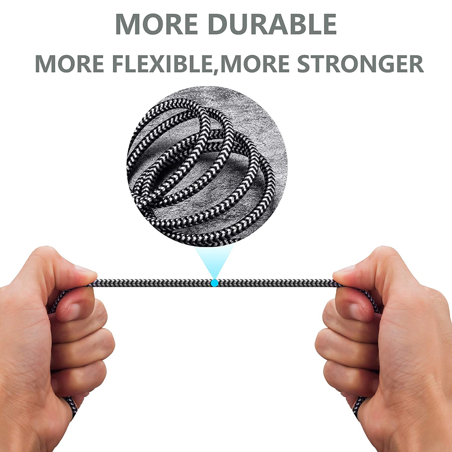 1//4 Morelecs 1//4 inch TRS Cable 20ft TRS Stereo Audio Cable Male to Male Heavy Duty 6.35mm Male to Male Stereo Jack Balanced Audio Path Cord 1//4 6.35mm TRS to 6.35mm
