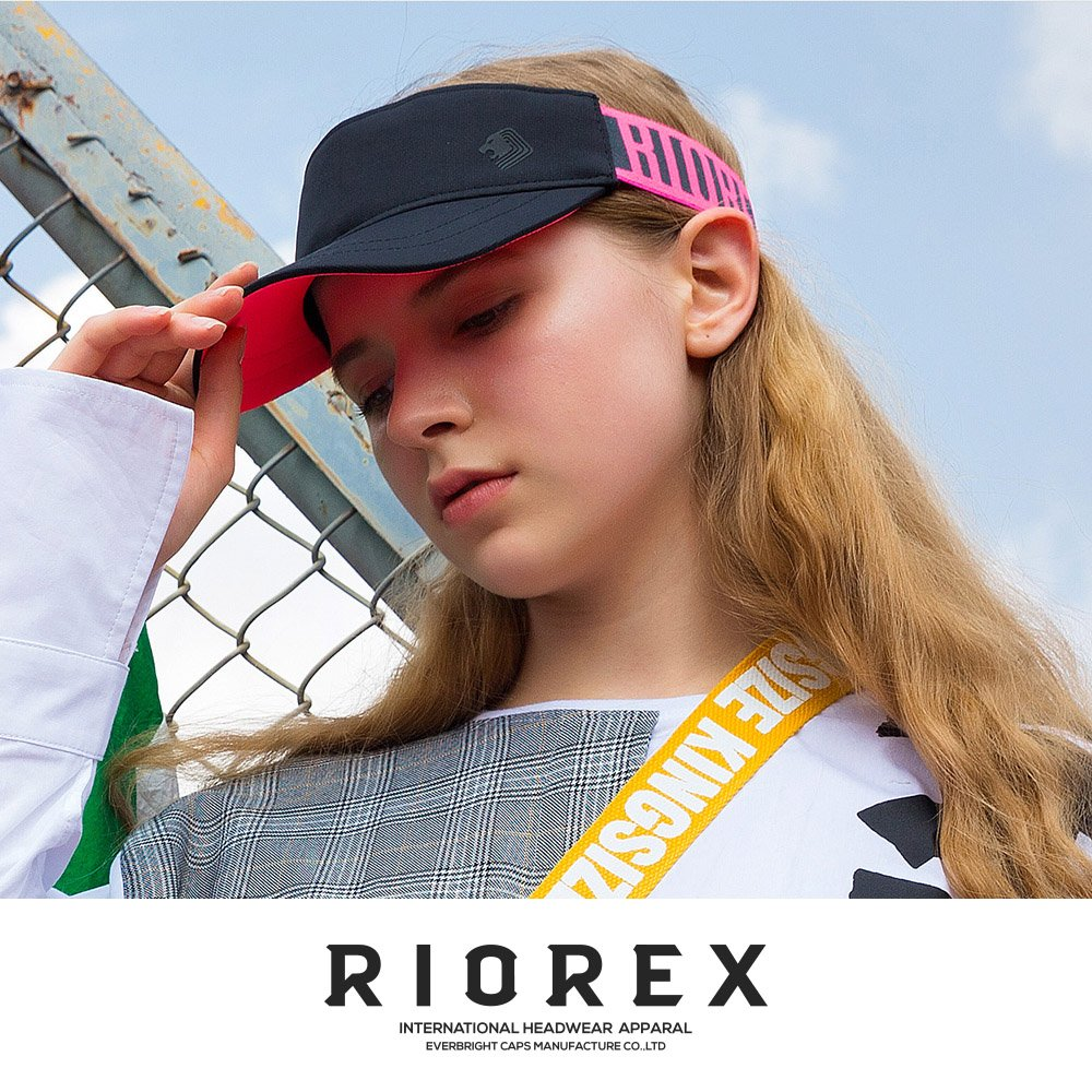 Riorex Sun Hats for Women Visors Caps for Running Breathable 1708E010