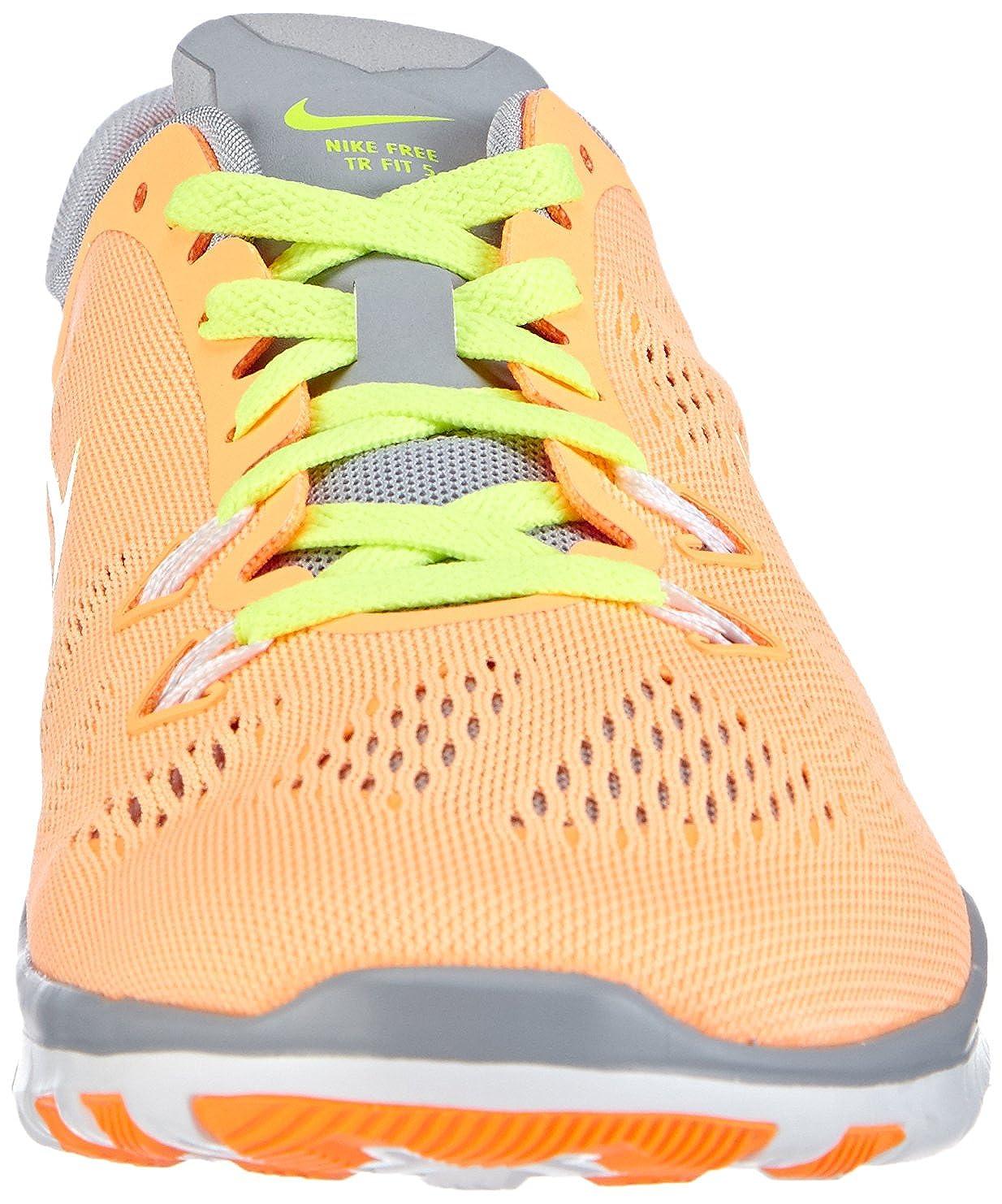 Nike Free TR Fit4 pink 38 bunte Schnürsenkel