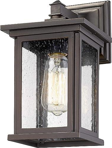 Bestshared Outdoor Wall Light Fixture