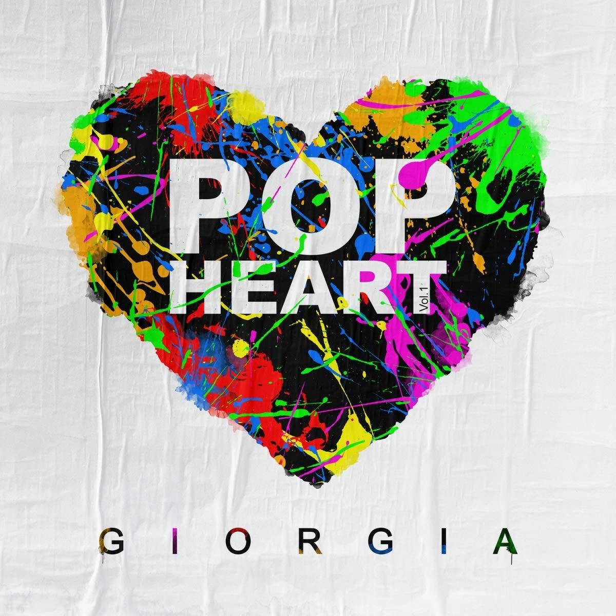 CD : Giorgia - Pop Heart (Italy - Import)