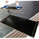 Balance Board bis 300 kg belastbar rot Diabolo Freizeitsport Balancebrett Rola Bola f/ür Kinder und Jugendliche