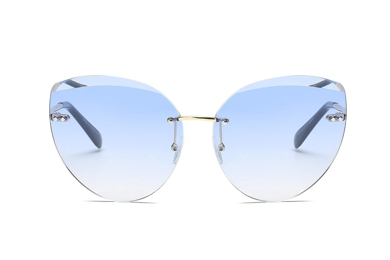 Amazon.com: Stranger visión Mujer Sloane 60 mm. sol de ...