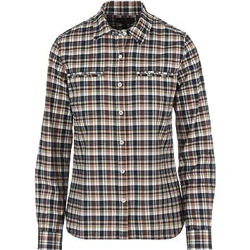 Amazon.com: United By Blue Tupelo Plaid Button Down Shirt ...