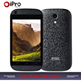 IPRO 9355 Android Factoty Unlocked Mobile Phone 1.3 GHz MTK6571 Dual Core 256M RAM 512M ROM 2G GSM Celular Smartphone 1200mAh Phones with Camera GPS Bluetooth Wifi for Kids/Senior/Elderly-Black