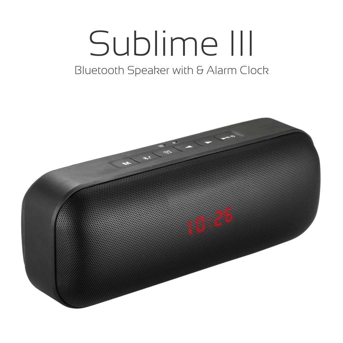 Portronics sublime iii por 622 portable bluetooth amazon portronics sublime iii por 622 portable bluetooth amazon electronics fandeluxe Image collections