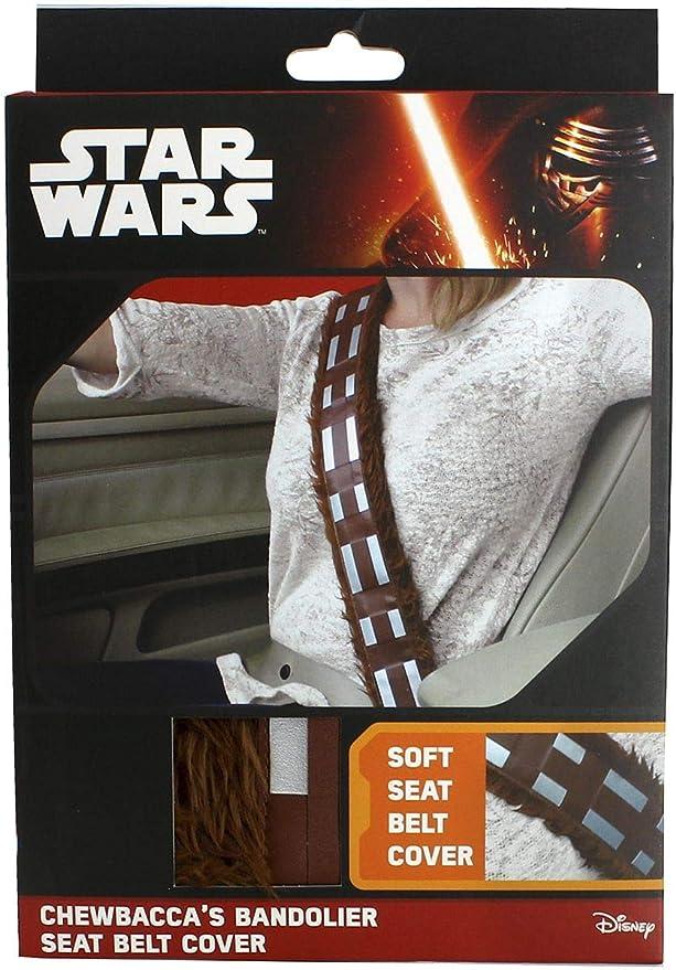 9 opinioni per Rivestimento per cintura di sicurezza a tema Chewbecca, Star Wars