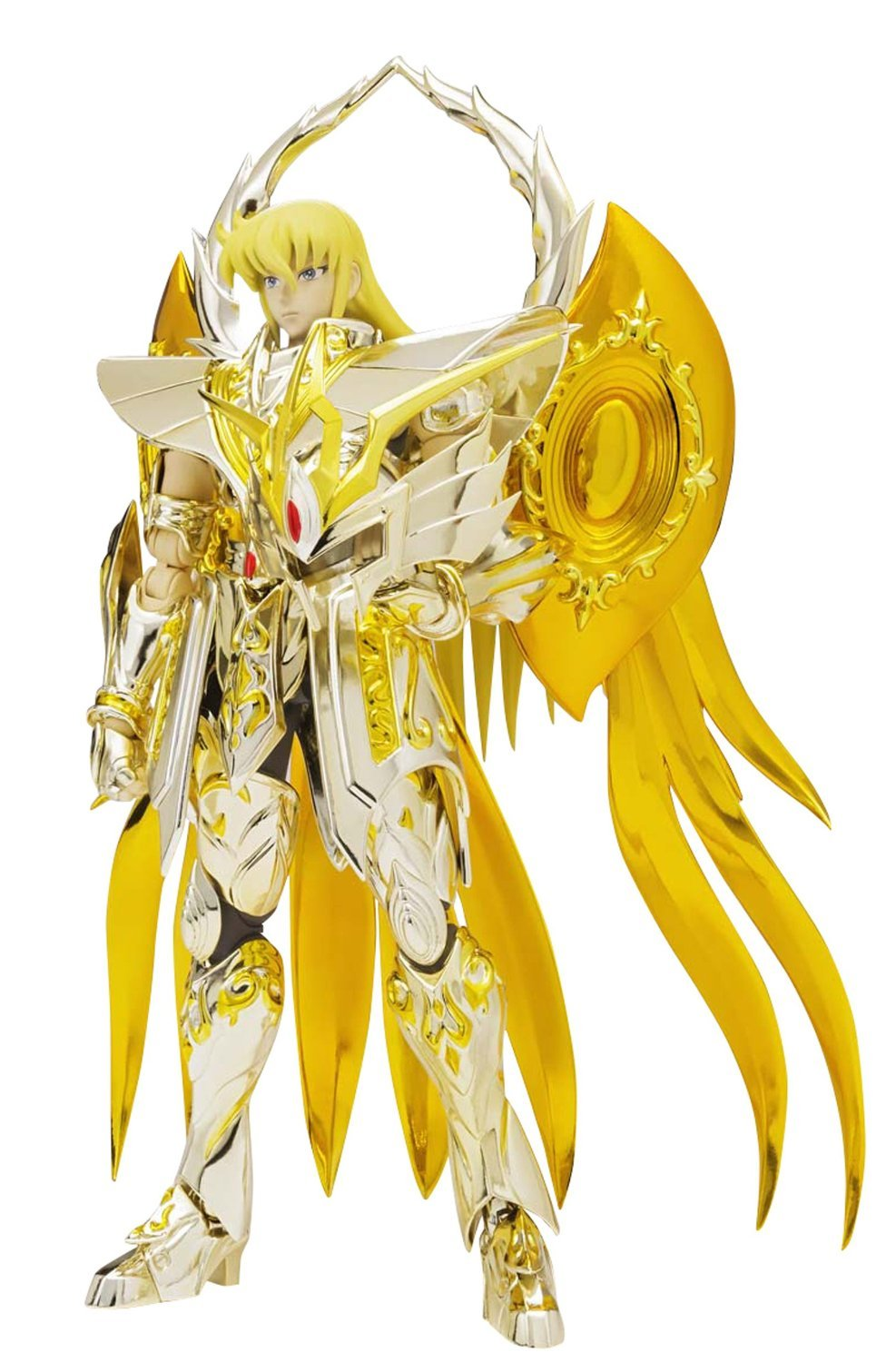 Tamashii Nations Saint Cloth Myth EX Virgo Shaka (God Cloth) Saint Seiya -Soul of Gold- BAN97420