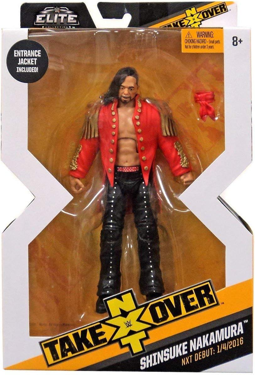 WWE Character Action Figure Smackdown Wrestlemania FINN BALOR Mattel 2016 NEW