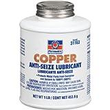 Permatex 31163 Copper Anti-Seize Lubricant, 1 lb