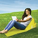 Escape Wicked cuña inflable Lounger – Amarillo