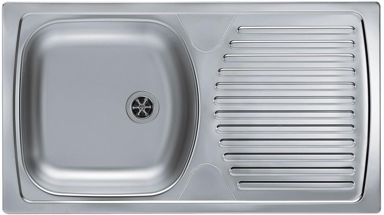 Alveus Einbauspüle 780x435x140mm Küchenspüle Spülbecken Spüle mit ...