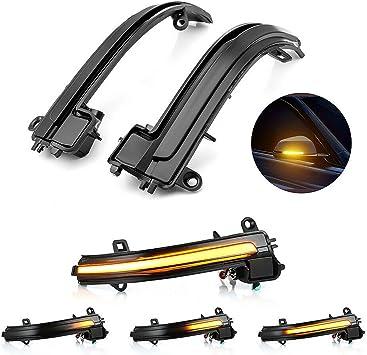 1 Series F20 F21 2012-2017 LBF888 HDX Rear View Mirror Dynamic Turn Signal LED Light Indicator for BMW X1 X3 X4 X5 X6 X7 1 2 3 4 5 6 7 Series i3 125 325 335 530 540 740 760