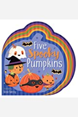 Five Spooky Pumpkins Board book