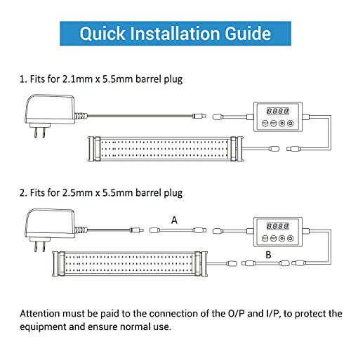 Timer installation guide