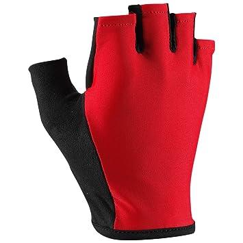 Black Scott Aspect Team SF Mens Cycling Gloves