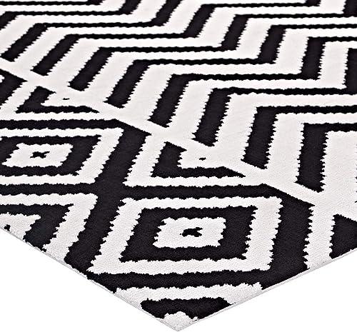 Modway Ailani Geometric Tribal 8×10 Area Rug