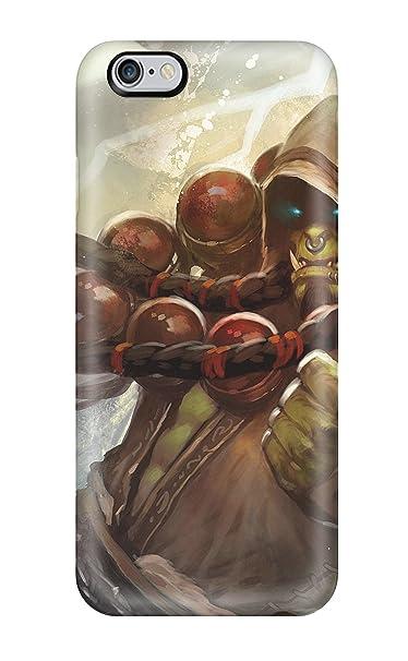 Para iPhone 6 Plus Carcasa de TPU Cover (Guerra de Warcraft ...