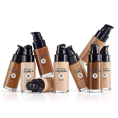Revlon ColorStay Liquid Foundation For Combination/oily Skin, SPF 15 Walnut, 1 Fl Oz