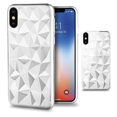 iphone x coque geometrique