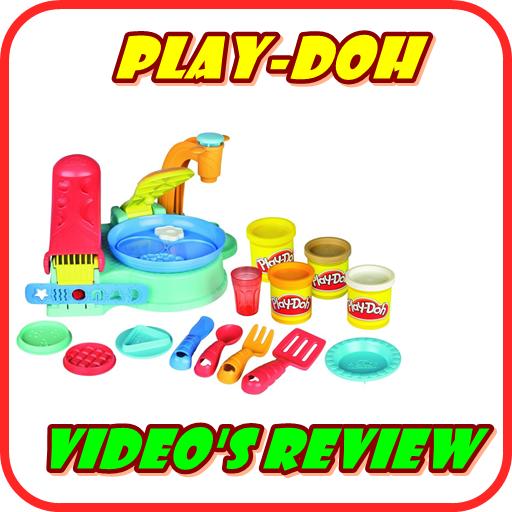 Best Playdoh Video Reviews