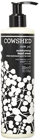 Cowshed Cow Pat Moisturising Hand Cream for Unisex, 10.15 Ounce
