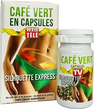 Café Verde Extra Minceur en cápsulas – 60 Cápsulas para 30 días de approvisionnement – fabricado en España: Amazon.es: Salud y cuidado personal