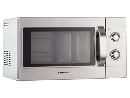 Samsung profesional de acero inoxidable Microondas, 26 L, 5 ...