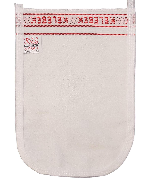 Kelebek Kese Turkish Hammam Bath Glove Skin Exfoliating Spa Keses Mitt