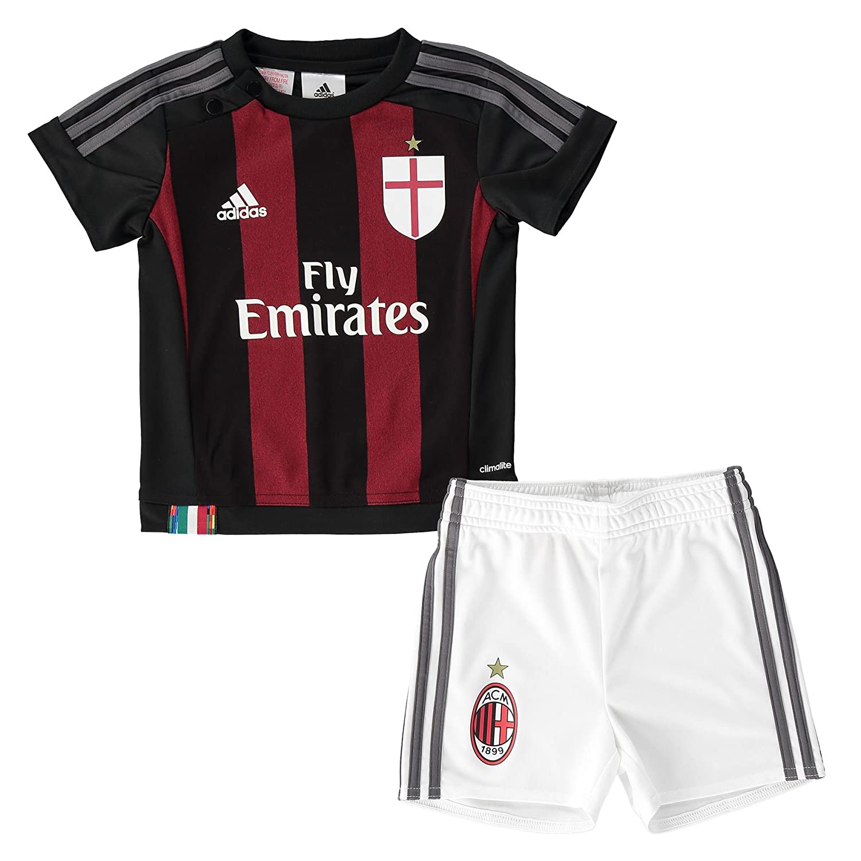 adidas ACM H Baby - Chándal para niños, Color Negro/Rojo/Gris ...