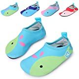 Amazon Price History for:WXDZ Kids Water Shoes Swim Shoes Mutifunctional Quick Drying Barefoot Aqua Socks for Beach Pool
