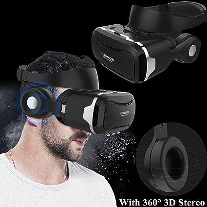 8bd162e012a Amazon.com  3D Virtual Reality Headset
