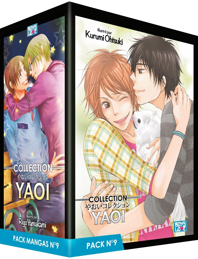 Collection Yaoi Pack N° 9 : 5 mangas (Boys love): Amazon.es: Osp ...