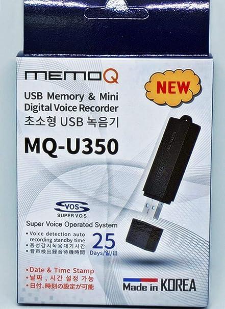Amazon. Com: e-sonic voice recoder mq-u350 / 16gb / usb type.