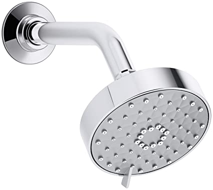 KOHLER K-72419-CP Awaken G110 Multifunction Showerhead, Polished ...