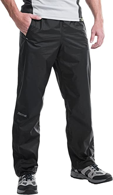 Marmot PreCip Waterproof Trousers Windproof /& Breathable Men Waterproof