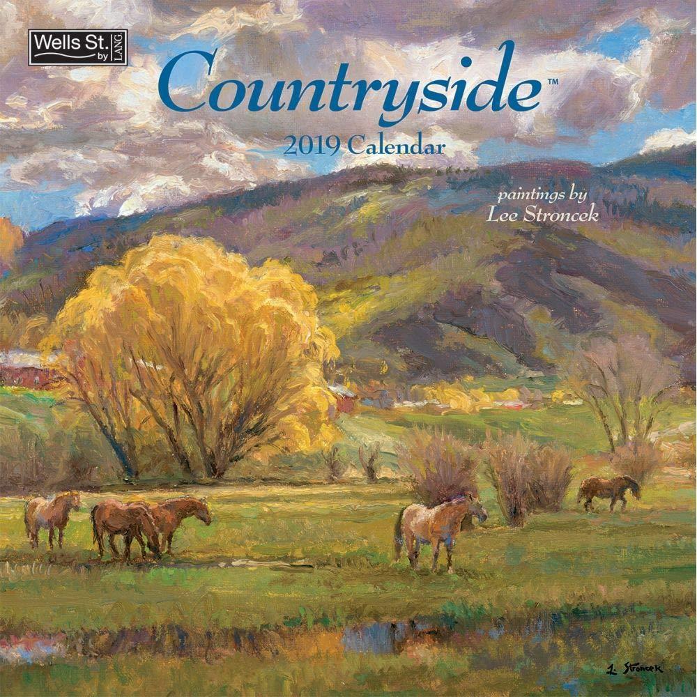 Campo 2019 calendario: Inc. Lang CoUanies: 9781469406909 ...