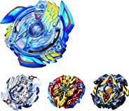 Beystadium Bey Battle Burst Evolution Star Storm Battle Set-Complete Set with Burst, Battling Tops, & Launchers -- Age 8+