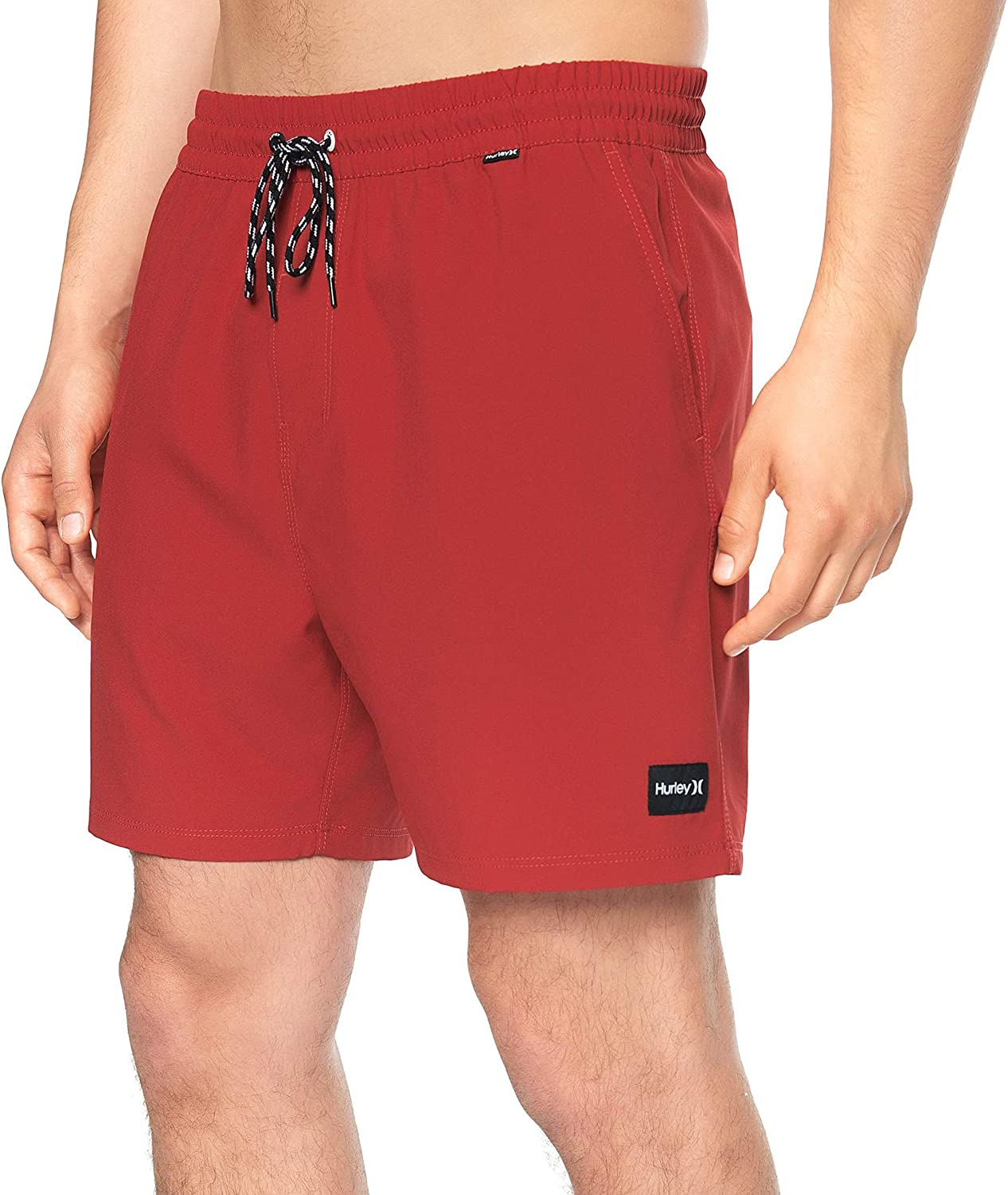 "Hurley 17"" One & Only Volley Boardshorts"