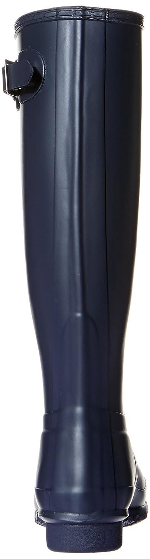 Hunter WOMENS Blau ORG TALL, Damen Gummistiefel, Blau WOMENS (Original Tall Wft1000rma) 3ff779