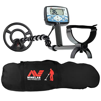 Amazon.com : Minelab X-Terra 705 Detector Bundle w/ 9 ...