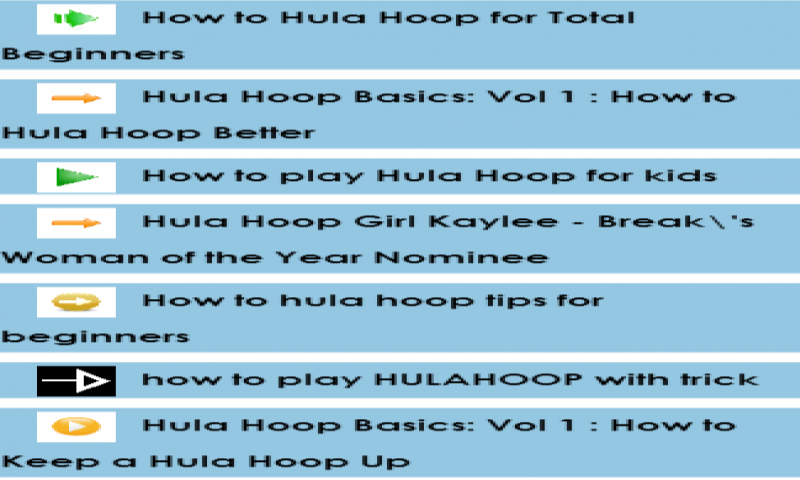 Amazon Com Play Hulahoop Appstore For Android
