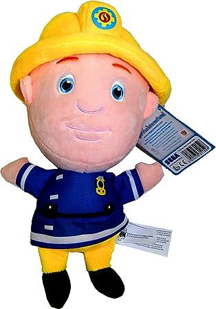 Amazon.com: Fireman Sam personaje de peluche de varios ...