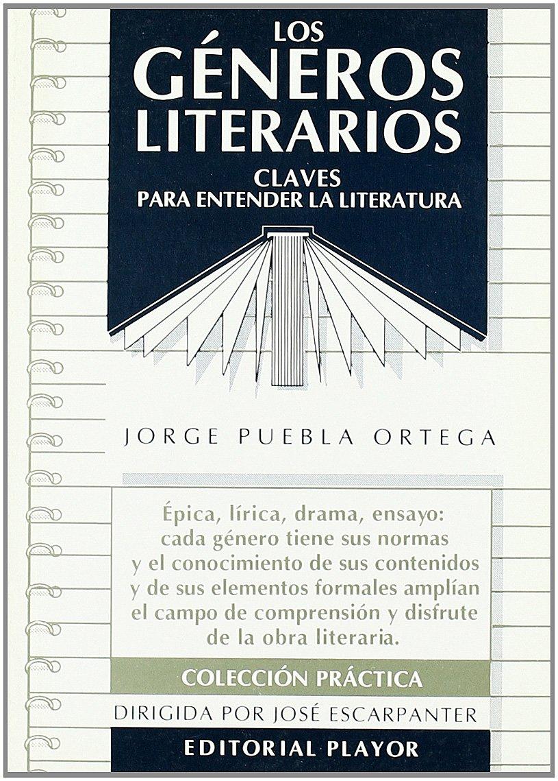Generos literarios, los. claves para entender la literatura: Amazon ...
