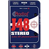 Radial J48 Stereo - Active Direct Box